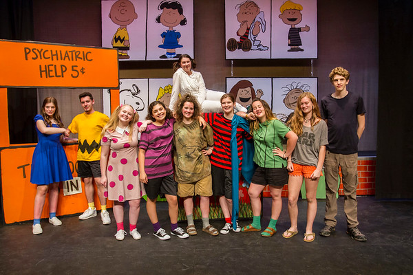 Musical - You're a Good Man Charlie Brown 2017