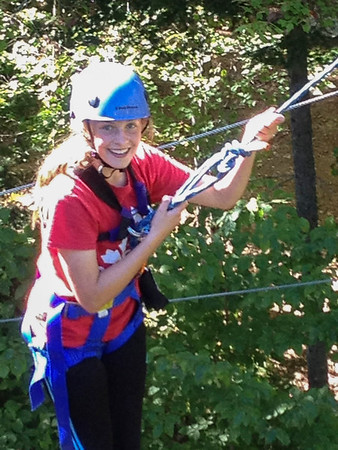 Ninth Grade Ropes Course 2016-17