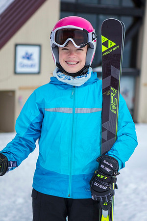 On Snow Lifestyle Portraits
