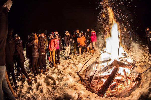 Winter Carnival - Race & Bonfire 2017