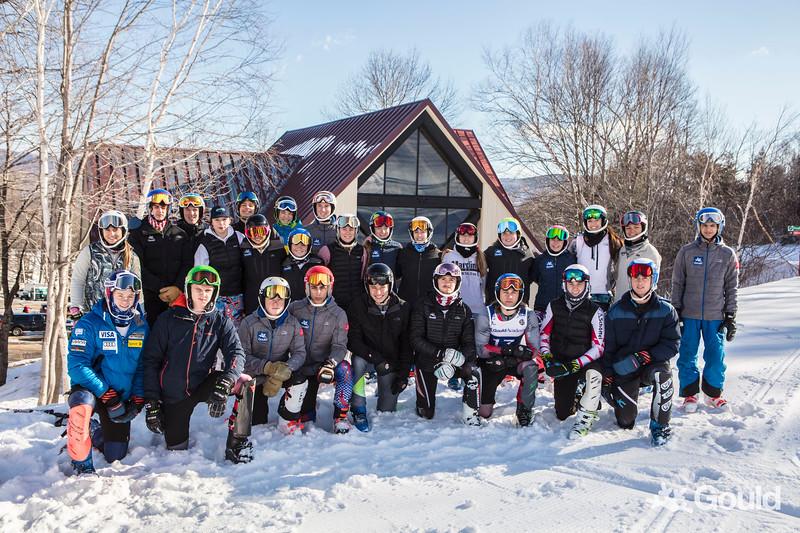 Alpine U19 2018 1