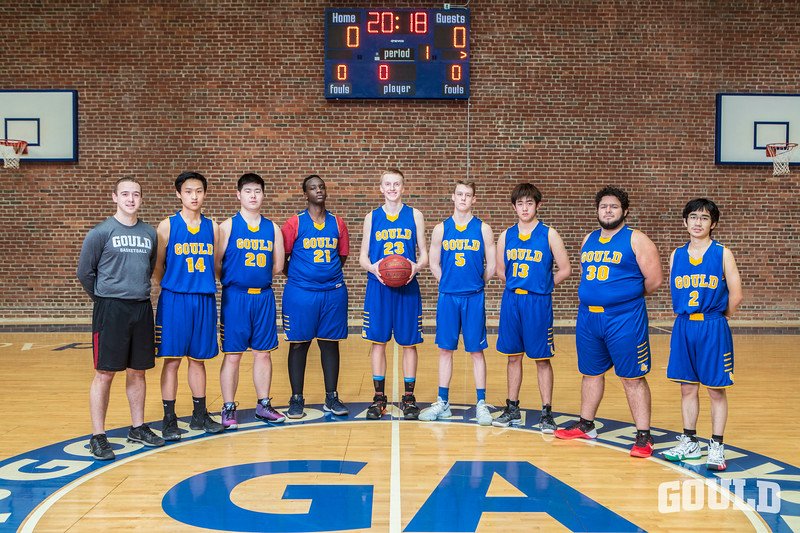Basketball Boys JV