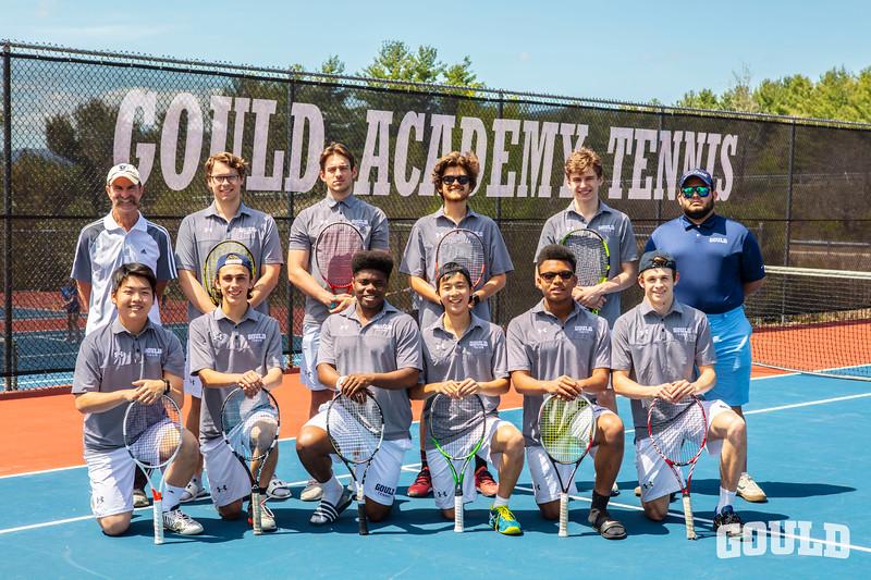 Tennis VB Team 2018
