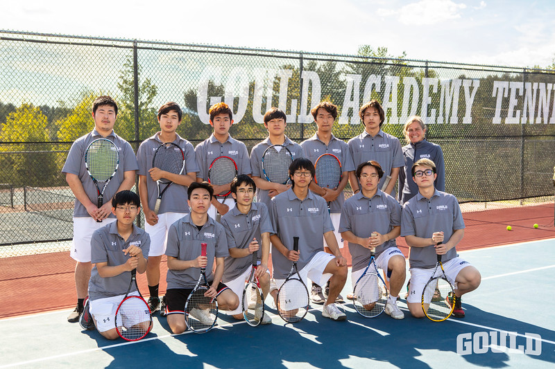 Tennis JVB Team 2018