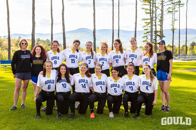 Softball Team 2018