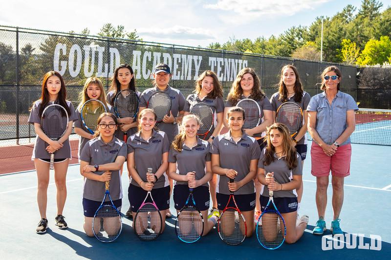 Tennis VG Team 2018