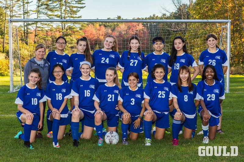 Soccer JVG Team 2017 1