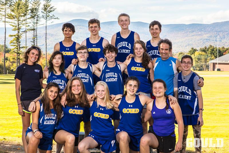 XC Running Team 2017 2