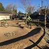 Learning how to ride the pump track