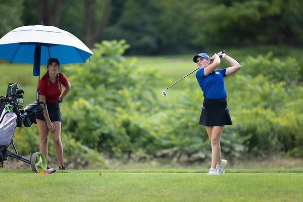 Girls Golf vs Academy, Lakeside