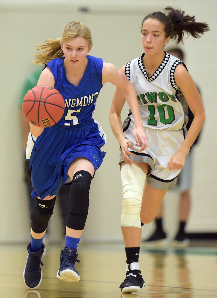 LONGMONT NIWOT GIRLS BASKETBALL