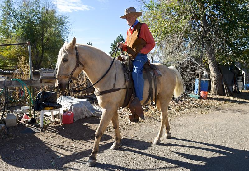 SENIOR HORSE RIDER