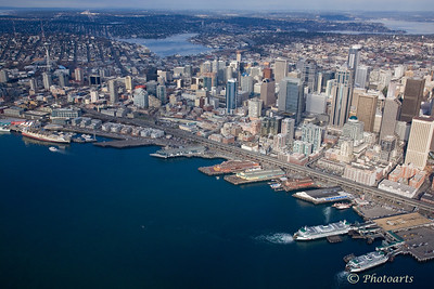 """Downtown Seattle Water Front"""