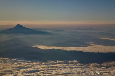 """""""Mount Hood Glory"""""""