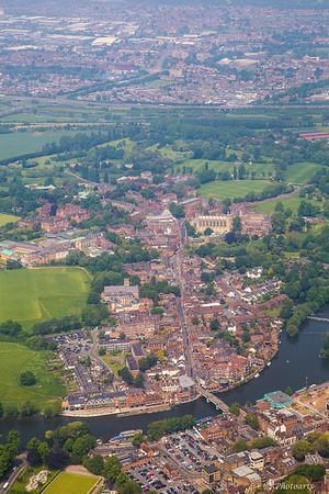 """Thames River Aerial"""