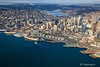 """Seattle Water Front"" Taken from elevation of 2800' #53020917  © Payam Nashery - Photoarts"