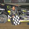 "Mod winner Brett Hearn #20 at Albany-Saratoga Speedway, Friday, July 6. Photos courtesy Kustom Keepsakes - Mark Brown and Ryan Karabin. For reprints and more visit <a href=""https://nepart.smugmug.com"">https://nepart.smugmug.com</a>"