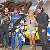 "KOD Sportsman top 3 Connoe Cleveland, tim Hartman Jr, Darian Duell, Andrew Buff at Albany-Saratoga Speedway, Friday, July 6. Photos courtesy Kustom Keepsakes - Mark Brown and Ryan Karabin. For reprints and more visit <a href=""https://nepart.smugmug.com"">https://nepart.smugmug.com</a>"