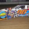 "Pro stock winner Brandon Gray #00 at Albany-Saratoga Speedway, Friday, July 6. Photos courtesy Kustom Keepsakes - Mark Brown and Ryan Karabin. For reprints and more visit <a href=""https://nepart.smugmug.com"">https://nepart.smugmug.com</a>"