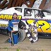 "KOD Sportsman winner Tim Hartman Jr #22 at Albany-Saratoga Speedway, Friday, July 6. Photos courtesy Kustom Keepsakes - Mark Brown and Ryan Karabin. For reprints and more visit <a href=""https://nepart.smugmug.com"">https://nepart.smugmug.com</a>"