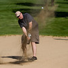 "James Button hits out of the sand during the annual CASA Classic Golf Tournament at Greg Mastriona Courses at  Hyland Hills in Westminister on Thursday. Proceeds raised will go towards CASA's mission of fighting against child abuse and neglect.<br /> More photos:  <a href=""http://www.dailycamera.com"">http://www.dailycamera.com</a><br /> Autumn Parry/Staff Photographer<br /> May 12, 2016"