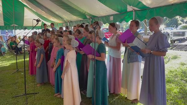 Menonite School Choir