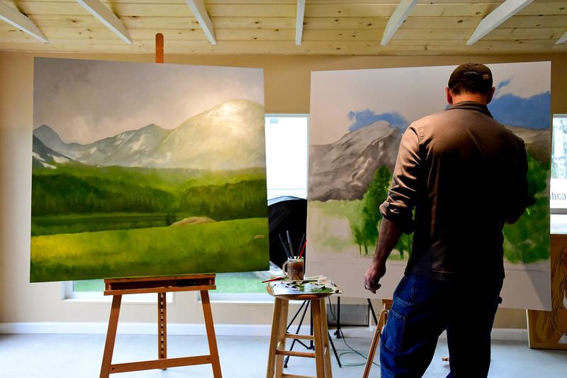Open Studios Boulder Tour