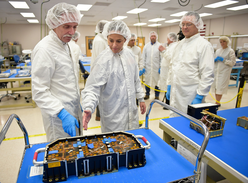 ENERSYS BATTERY FOR NASA