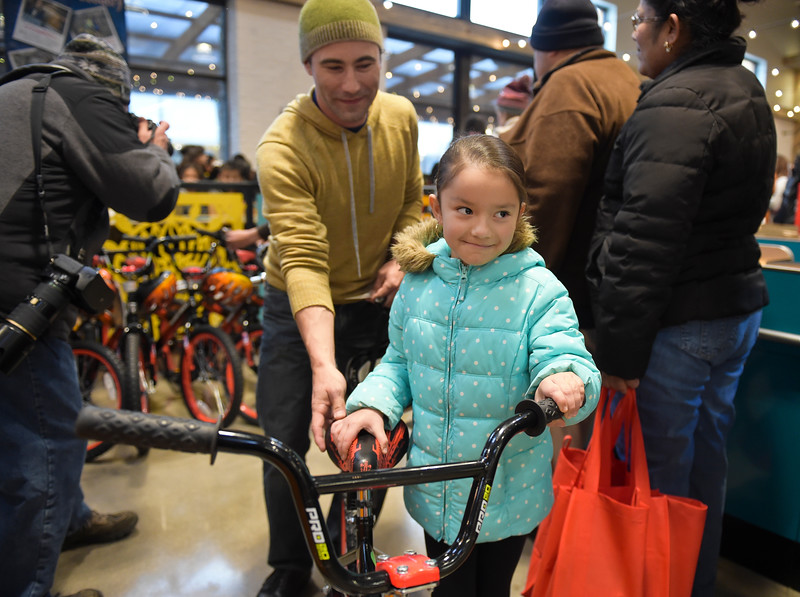 WHOLE FOODS BIKE GIVEAWAY