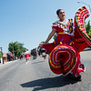 "Arleth Herrera walks with Margaritas, a Mexican family restaurant, during the Boulder County Fair Parade in Longmont on Saturday. <br /> More photos:  <a href=""http://www.dailycamera.com"">http://www.dailycamera.com</a><br /> (Autumn Parry/Staff Photographer)<br /> July 30, 2016"
