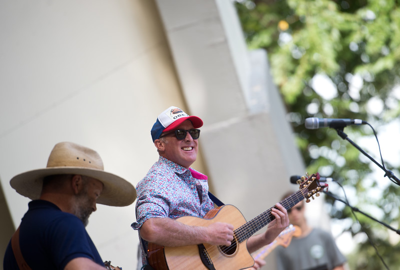 "Pro-Leisure performs at the Boulder Bandshell during the Hometown Fair in Central Park on Saturday. <br /> More photos:  <a href=""http://www.dailycamera.com"">http://www.dailycamera.com</a><br /> (Autumn Parry/Staff Photographer)<br /> September 3, 2016"