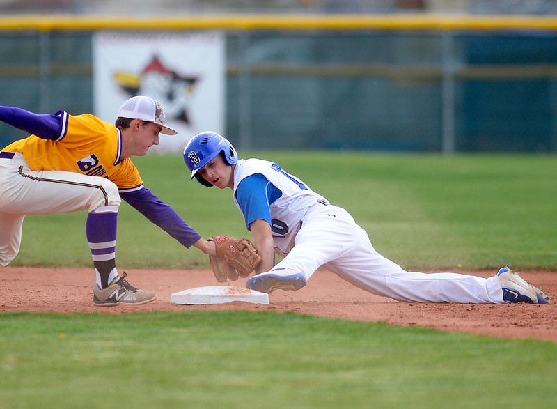Broomfield vs. Boulder Baseball