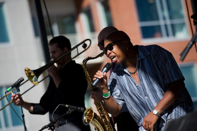 """The Moses Jones Band preforms during Brewhaha, a block party with local breweries, food trucks and live bands, in Broomfield on Saturday. <br /> More photos:  <a href=""""http://www.dailycamera.com"""">http://www.dailycamera.com</a><br /> (Autumn Parry/Staff Photographer)<br /> October 15, 2016"""