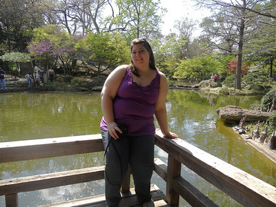 Fort Worth Botanical Gardens March 19
