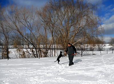 Snow Feb 4th
