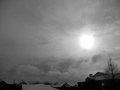 Snow! Jan 9