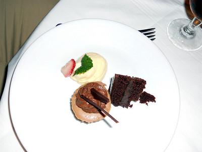 Chocolate Trio.