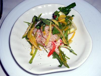 Seafood salade