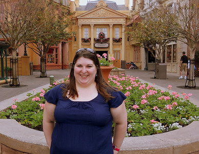 Me in the France Pavillion