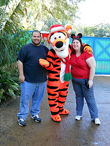 and Tigger too!