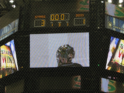 Final score, yup, thats Turco on the screen.
