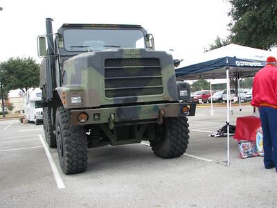 Big trucks!