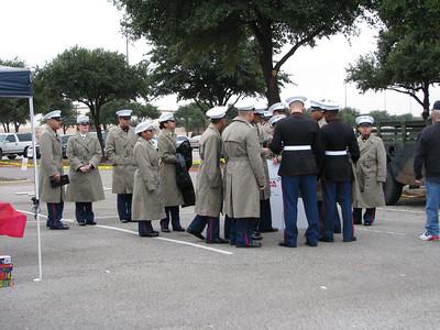 Lots of marines!