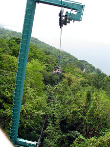 We were really high!