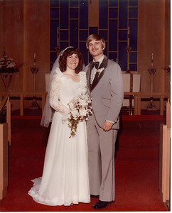 June 23, 1979  When we did decide to get married, we pulled a wedding together in about two month's time. There was some speculation going on, but it was all unfounded.