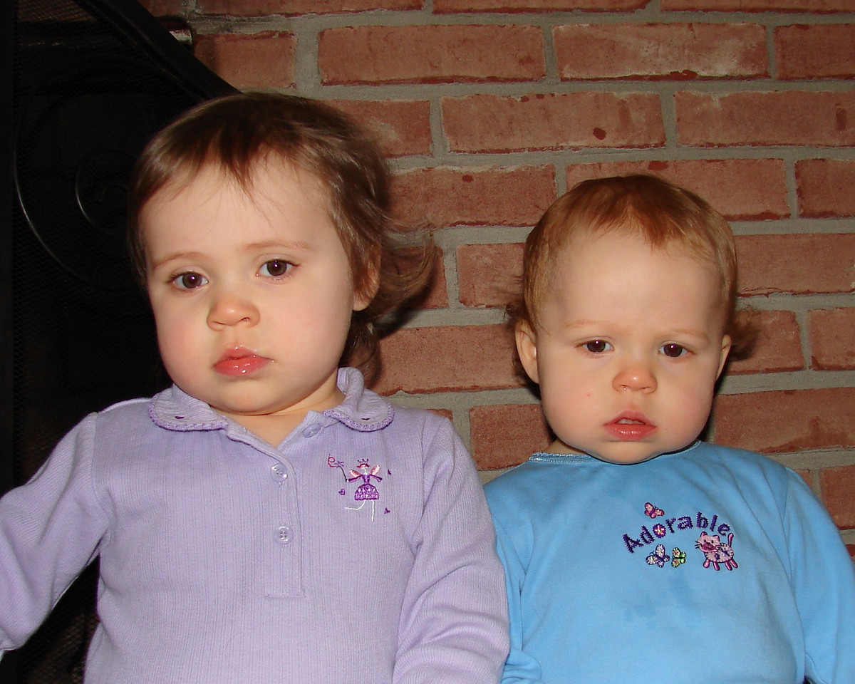 Andrea and Addison