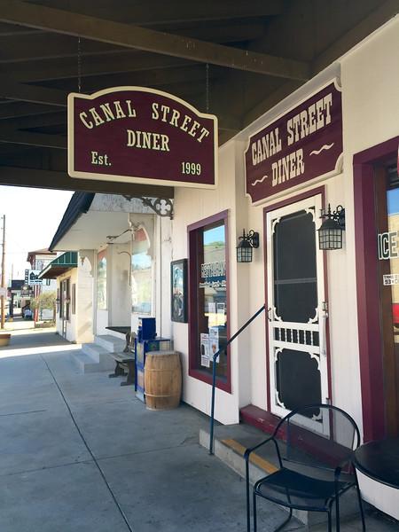 Canal Street Diner - Bolivar, OH