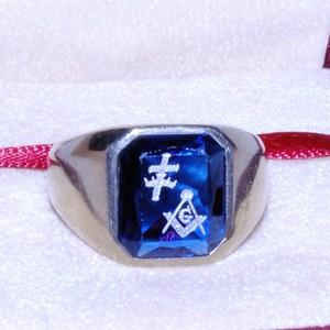 Bob Giauque's Scottish Rite Masonic Ring