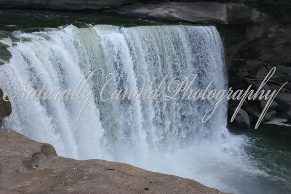 Cumberland Falls, KY.