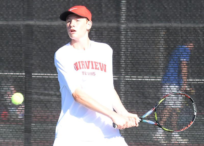 5A State Tennis